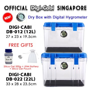 Dry Box with Di...